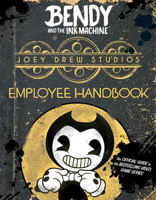 Joey Drew Studios Employee Handbook (Bendy and the Ink Machine) - Spinner, Cala