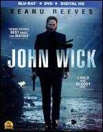 John Wick [2 Discs] [Includes Digital Copy] [Blu-ray/DVD] - Chad Stahelski