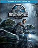 Jurassic World [Includes Digital Copy] [Blu-ray/DVD]