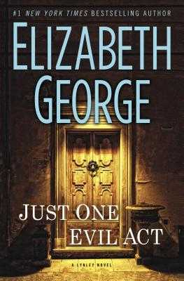 Just One Evil Act - George, Elizabeth