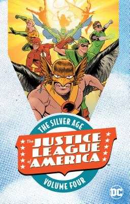 Justice League of America: The Silver Age Vol. 4 - Fox, Gardner