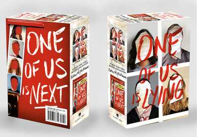 Karen M. McManus 2-Book Box Set: One of Us Is Lying and One of Us Is Next - McManus, Karen M