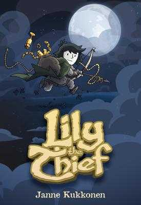 Lily the Thief - Kukkonen, Janne