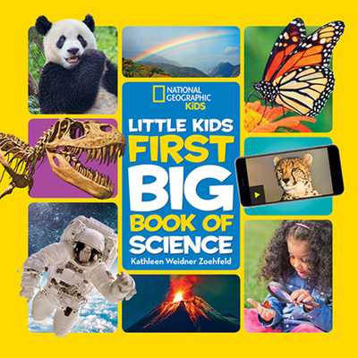 Little Kids First Big Book of Science - Zoehfeld, Kathleen Weidner