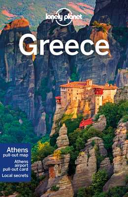 Lonely Planet Greece - Lonely Planet, and Richmond, Simon, and Armstrong, Kate