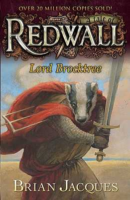 Lord Brocktree: A Tale from Redwall - Jacques, Brian