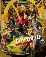 Lupin III: The First [SteelBook] [Blu-ray/DVD] - Takashi Yamazaki