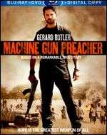 Machine Gun Preacher [Includes Digital Copy] [Blu-ray] - Marc Forster