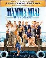 Mamma Mia! Here We Go Again [Includes Digital Copy] [Blu-ray/DVD] - Ol Parker