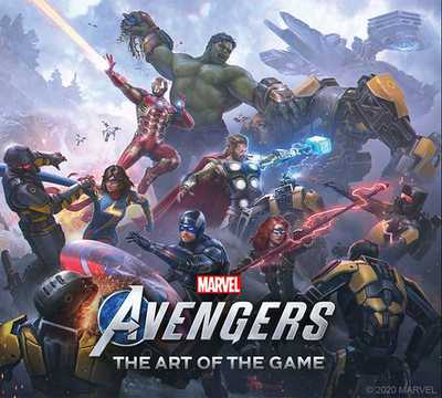 Marvel's Avengers - The Art of the Game - Davies, Paul