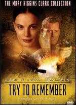 Mary Higgins Clark's Try to Remember