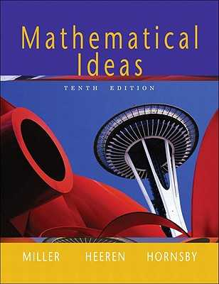 Mathematical Ideas - Waters, Carrie John, and Miller, Charles David, and Heeren, Vern E