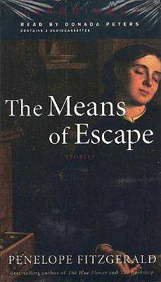 Means of Escape: Stories - Fitzgerald, Penelope