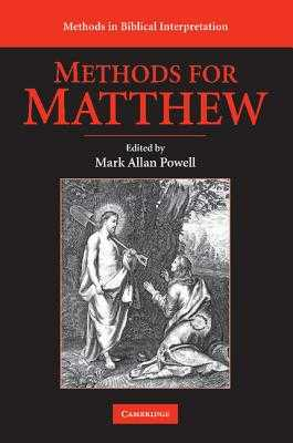 Methods for Matthew - Powell, Mark Allan (Editor)