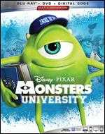 Monsters University [Includes Digital Copy] [Blu-ray/DVD] - Dan Scanlon