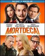 Mortdecai [Blu-ray] - David Koepp