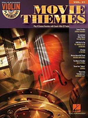 Movie Themes: Violin Play-Along Volume 31 - Hal Leonard Publishing Corporation