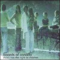 Music Has the Right to Children [UK CD] - Boards of Canada