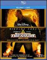 National Treasure [WS] [2 Discs] [Blu-ray/DVD] - Jon Turteltaub