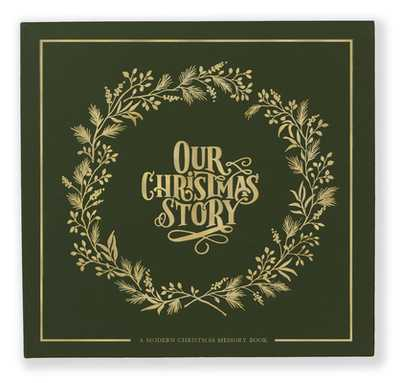 Our Christmas Story: A Modern Christmas Memory Book - Herold, Korie, and Paige Tate & Co (Producer)