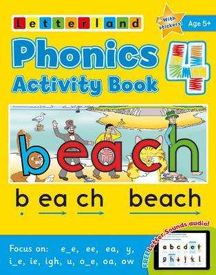 Phonics Activity Book 4 - Holt, Lisa, and Wendon, Lyn