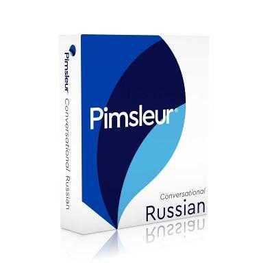 Pimsleur Russian Conversational Course - Level 1 Lessons 1-16 CD: Learn to Speak and Understand Russian with Pimsleur Language Programs - Pimsleur