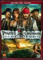 Pirates of the Caribbean: On Stranger Tides [2 Discs] [DVD/Blu-ray] - Rob Marshall