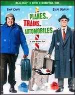 Planes, Trains and Automobiles [Includes Digital Copy] [Blu-ray/DVD]