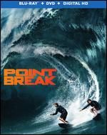 Point Break [Blu-ray/DVD] [2 Discs] - Ericson Core