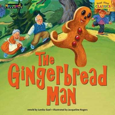 Read Aloud Classics: The Gingerbread Man Big Book Shared Reading Book - Gael, Lenika