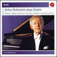 Rubinstein Plays Chopin - Arthur Rubinstein (piano)