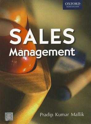 Sales Management - Mallik, Pradip