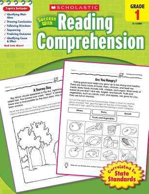 Scholastic Success with Reading Comprehension, Grades 1 - Scholastic, and Dooley, Virginia (Editor)