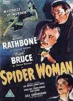 Sherlock Holmes and the Spider Woman