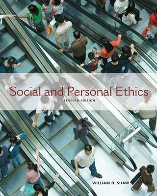 Social and Personal Ethics - Shaw, William H