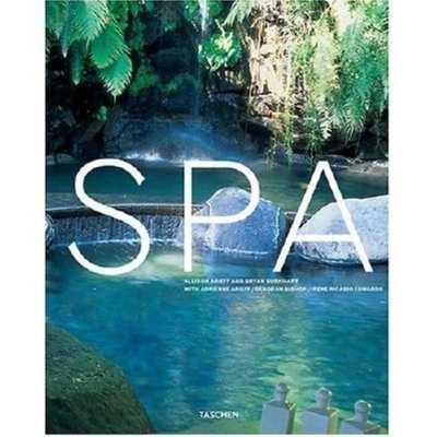Spa Book - Arieff, Allison, and Burkhart, Bryan, and Taschen America (Creator)