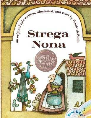 Strega Nona - DePaola, Tomie (Read by)