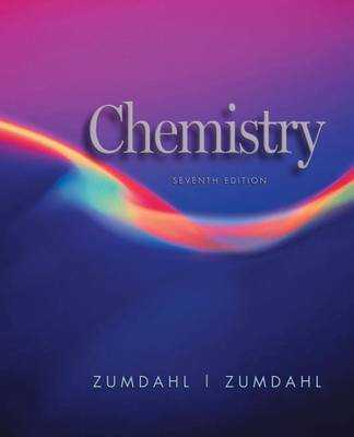 Study Guide for Zumdahl/Zumdahl S Chemistry, 7th - Zumdahl, Steven S, and Zumdahl, Susan A