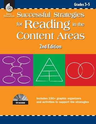 Successful Strategies for Reading in the Content Areas: Grades 3-5 - Medina, Conni (Editor)