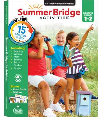 Summer Bridge Activities(r), Grades 1 - 2 - Summer Bridge Activities (Compiled by)