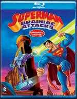 Superman: Brainiac Attacks [Blu-ray] - Curt Geda; Duane Capizzi