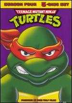 Teenage Mutant Ninja Turtles: Season 4 [5 Discs]