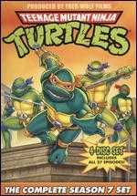Teenage Mutant Ninja Turtles: The Complete Season 7 Set [4 Discs]