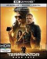 Terminator: Dark Fate [Includes Digital Copy] [4K Ultra HD Blu-ray/Blu-ray]