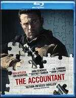 The Accountant [Blu-ray] - Gavin O'Connor