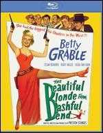 The Beautiful Blonde from Bashful Bend [Blu-ray]