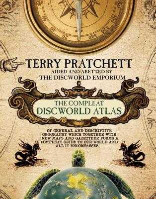 The Discworld Atlas - Pratchett, Terry, and The Discworld Emporium