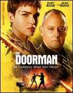 The Doorman [Includes Digital Copy] [Blu-ray]