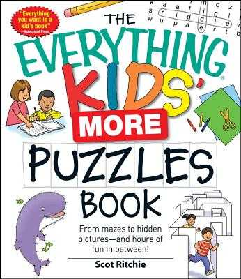 The Everything Kids' More Puzzles Book - Ritchie, Scot