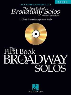 The First Book of Broadway Solos - Boytim, Joan Frey